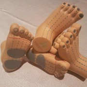 BABY REFLEXOLOGY FEET